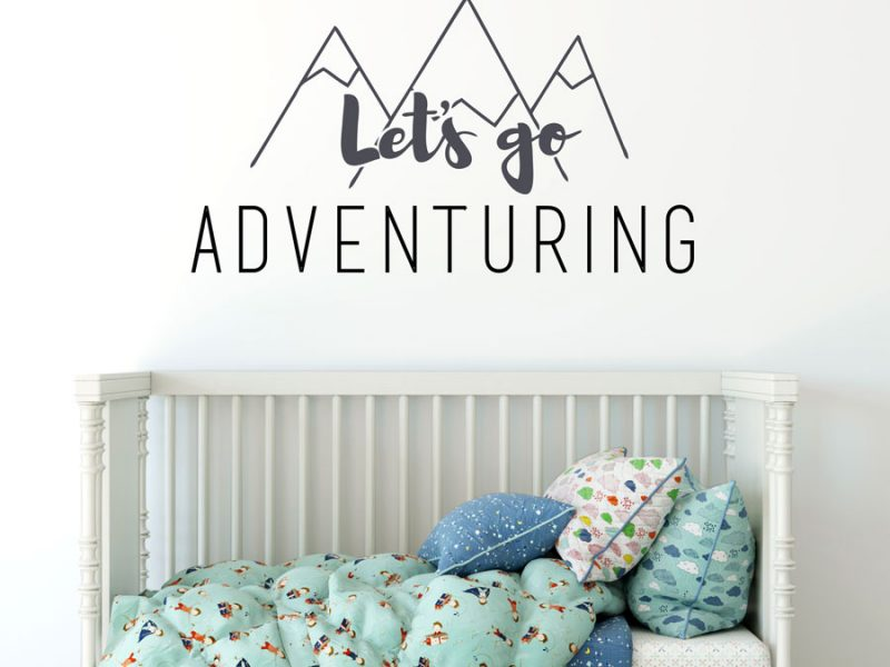 childrens wall stickers | perfect for a kids' room | stickerscape | uk