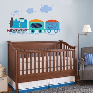 Thomas the Tank engine wall stickers | Thomas and Friends | Stickerscape | UK