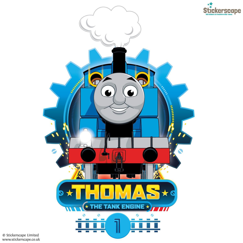 thomas cogs wall sticker stickerscape uk disney thomas t 229 get wallstickers 3 pack litenleker se