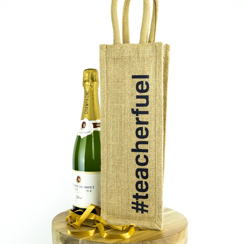#teacherfuel bottle bag