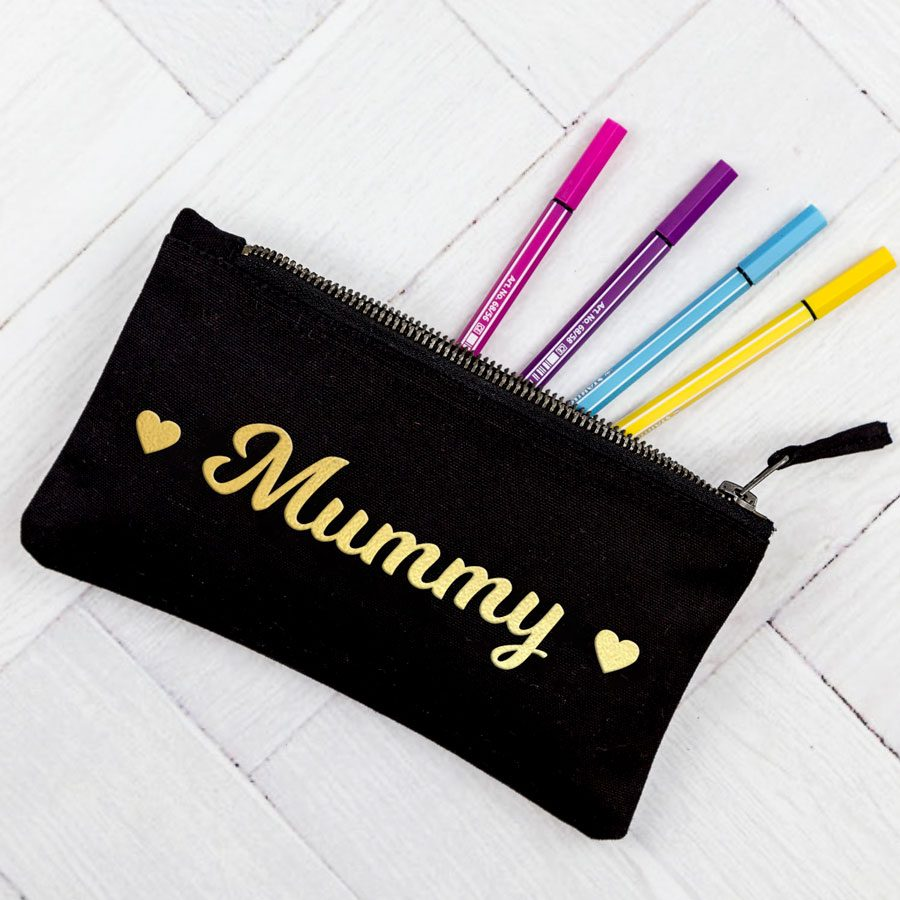 Mummy Love pencil case | Gifts for mum | Stickerscape | UK