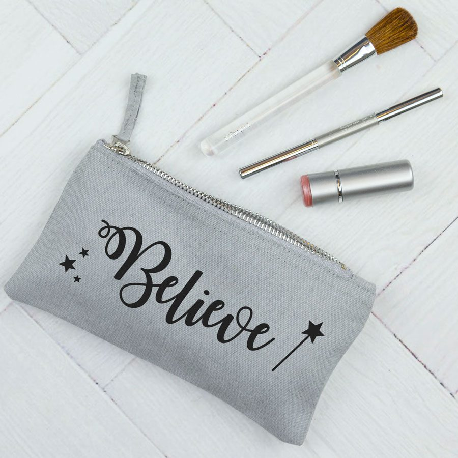 I Believe pencil case | Gifts for children | Stickerscape | UK