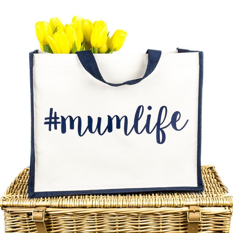 #mumlife shopper bag | Gifts for mum | Stickerscape | UK