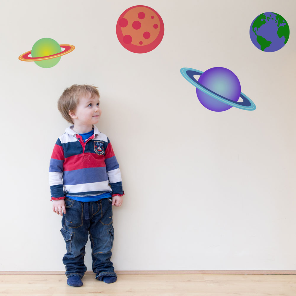 planet wall stickers stickerscape uk science museum planet wall stickers wall stickers