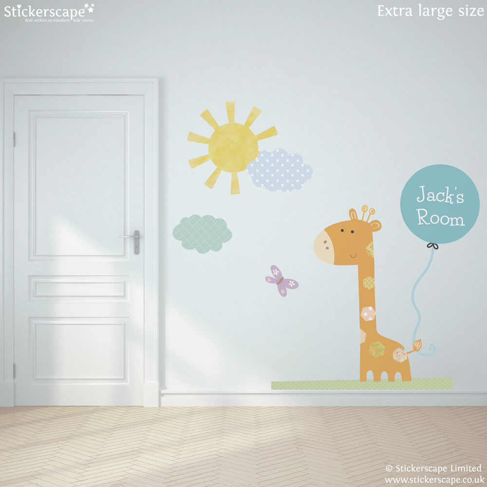 Delightful Nursery Stickers For Walls Uk Amazing Pictures Amazing Pictures