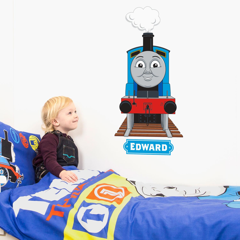 Thomas & Friends Engines wall sticker Stickerscape