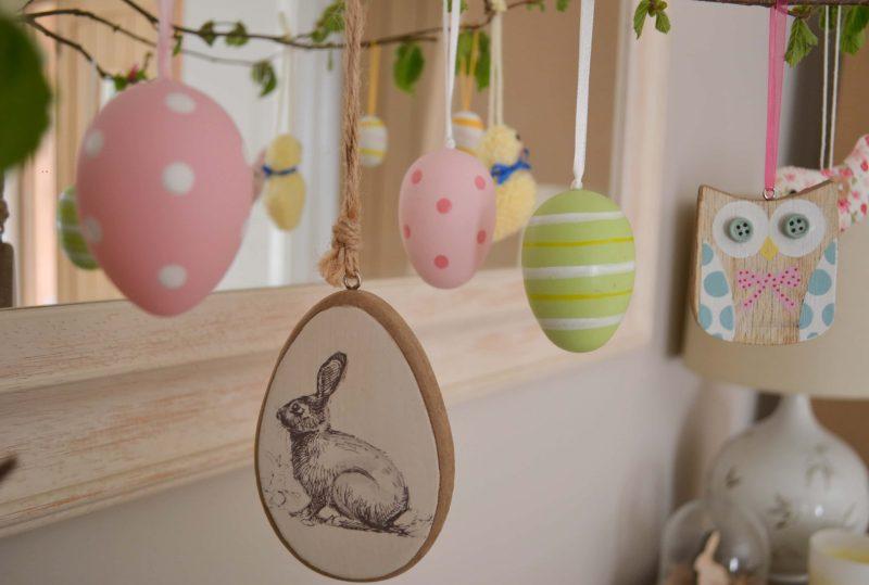 easter holiday lockdown ideas for children easter egg tree