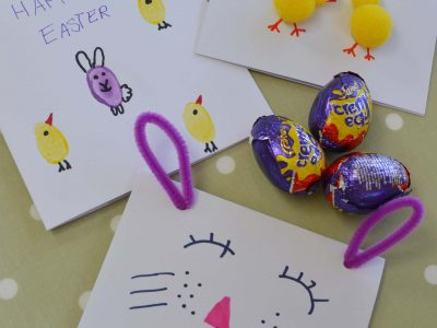 easter holiday lockdown ideas for children creme eggs