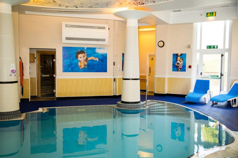 Swimming pool wall stickers | A Waterbabies makeover | Stickerscape | UK