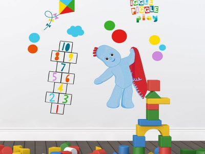 In the Night Garden wall stickers | Igglepiggle | Stickerscape | UK