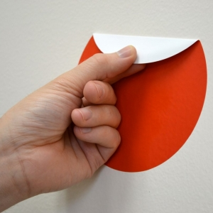 Removing your wall stickers - General application guide   Stickerscape   UK