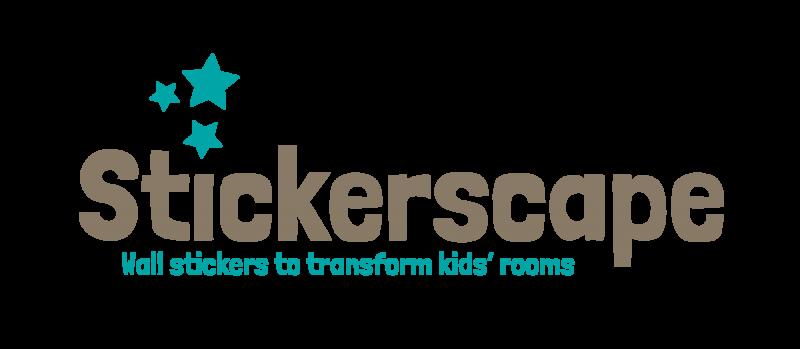 Stickerscape logo
